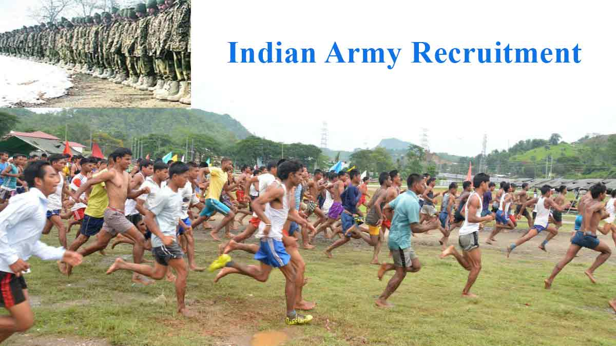 Bharatpur Army Recruitment Rally Sep 2019 Apply Online - Indian Army